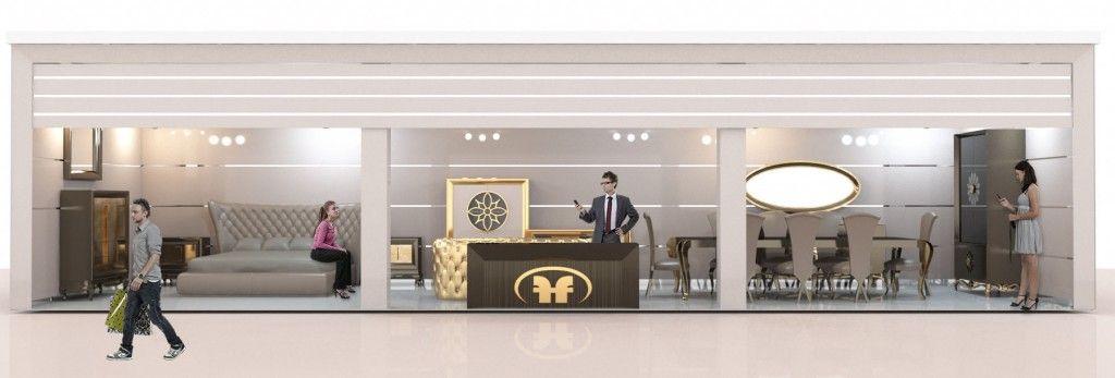 Stand Furniture China 2015