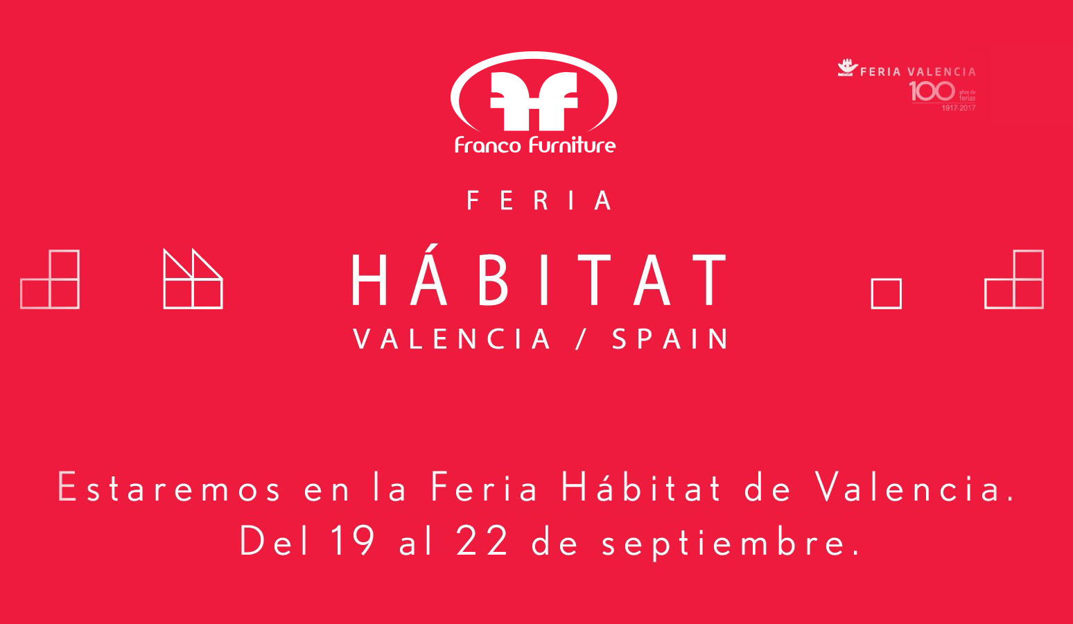 Feria Habitat Valencia 2017 Franco Furniture
