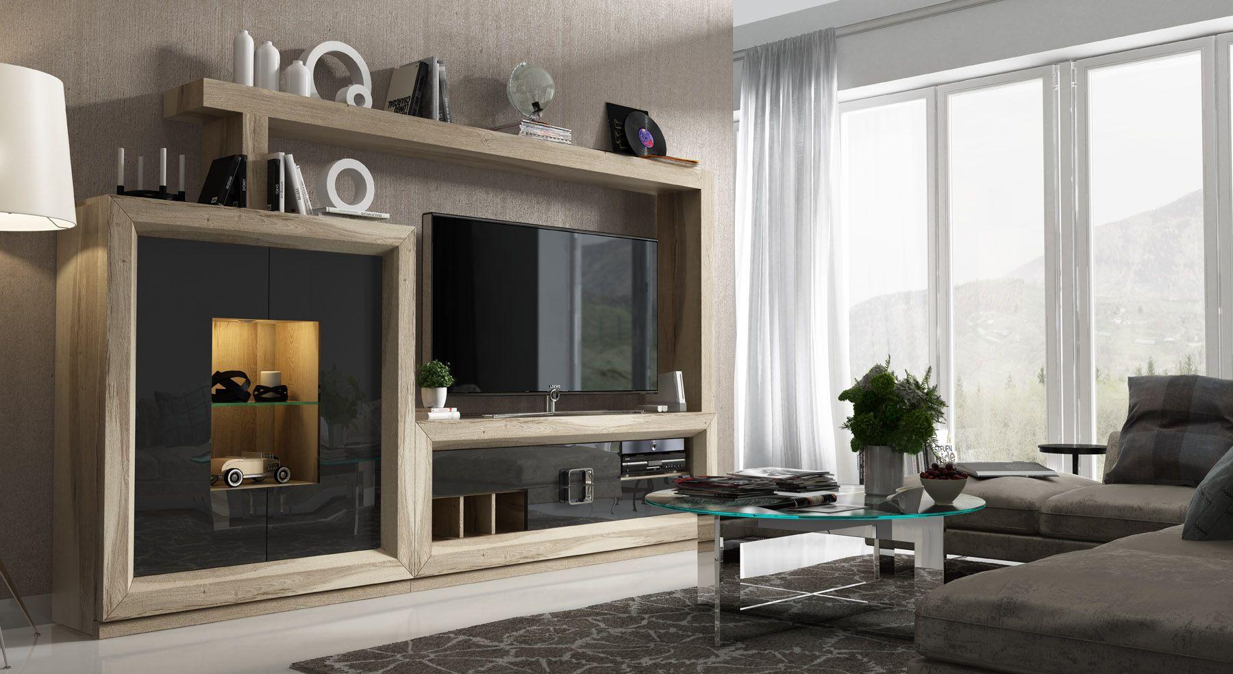 Muebles tv para sal n - Fabricantes de muebles de salon ...