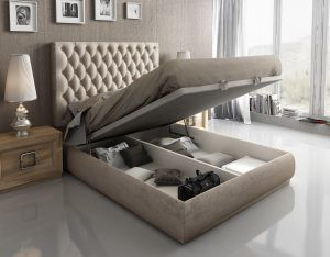 Enzo bedroom trundle bed