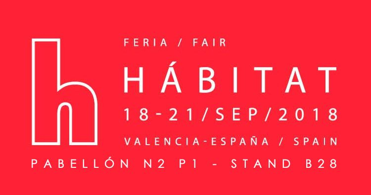 Stand Franco Furniture Habitat Valencia 2018