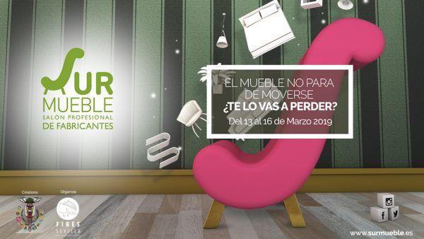 Surmueble 2019, Feria del mueble de Sevilla