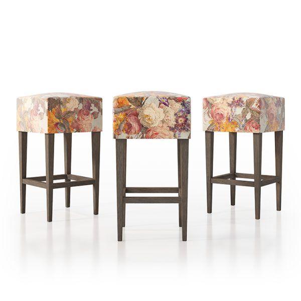 sillas comedor tapizadas