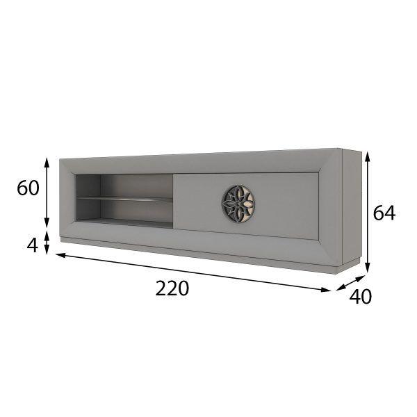 TV furniture measures