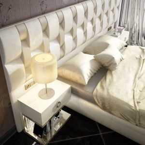 Upholstered Marriage Bedroom
