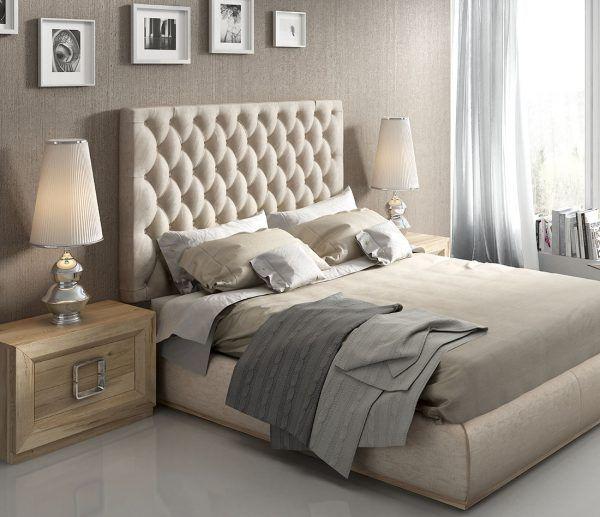 Dormitorio Cabecero Capitone