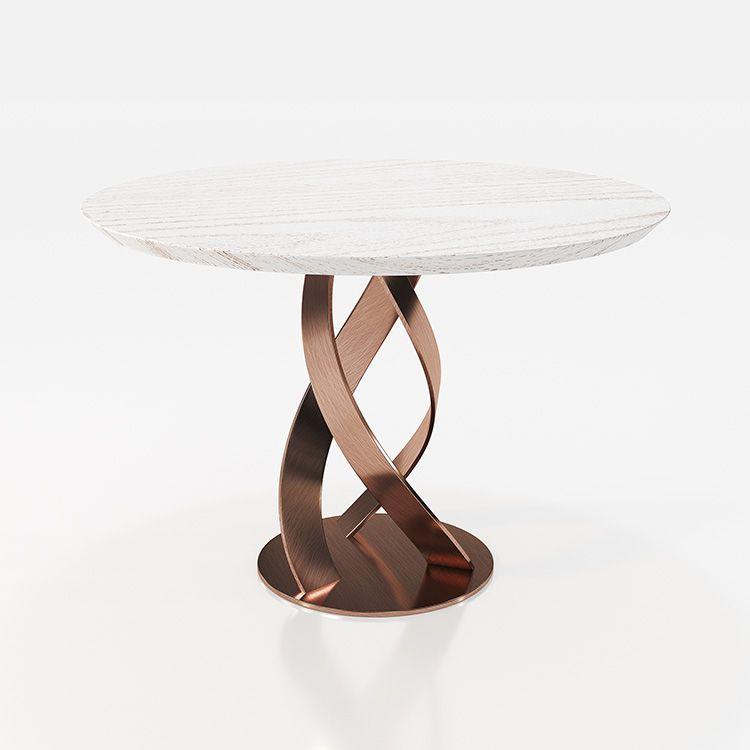 Mesa comedor mii06 franco furniture - Mesa comedor redonda ...