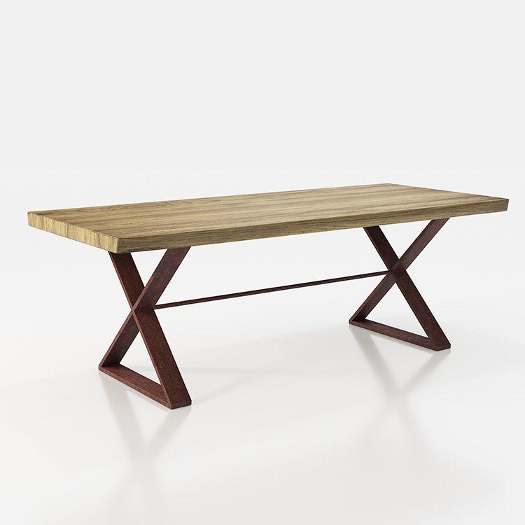Mesa comedor mii19 franco furniture - Mesa para comedor ...