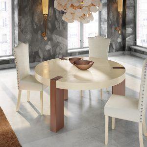 Mesas comedor redondas