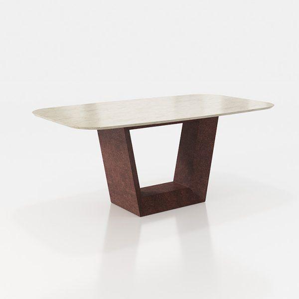 Mesas comedor marmol
