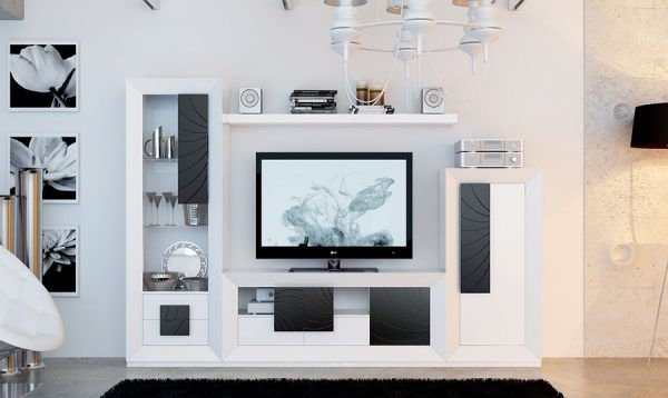 Modular TV Salon