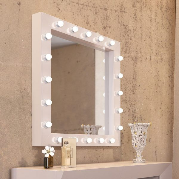 Hall mirror, dressing table, living room and bedroom