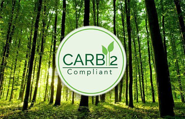 CARB2 Certificacion Riesgos formaldehído