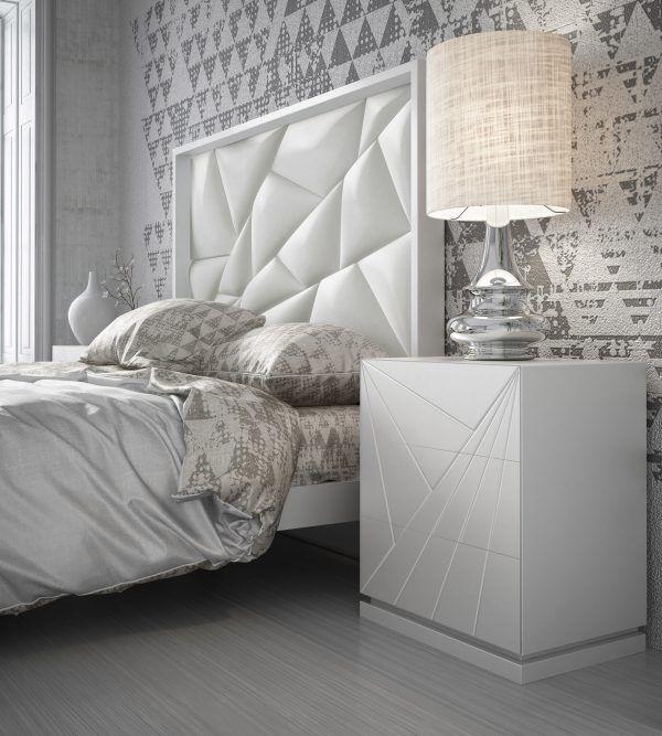 Dormitorio completo en Promoción Cabecero