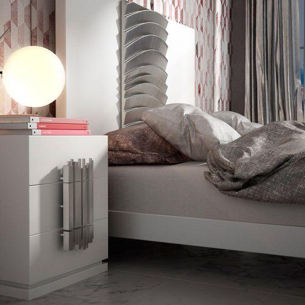 Dormitorio Completo Moderno Cabecero