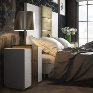 Promotion Bedroom Headboard and Coffee Table