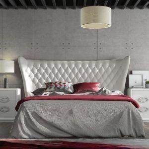 Dormitorio En promocion Cabecero Capitone