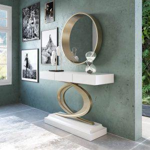 Mueble Recibidor de Diseño