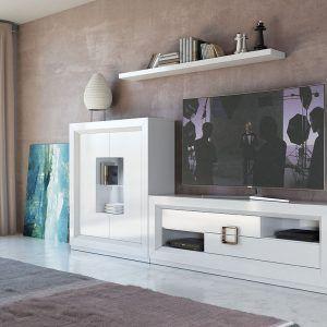 Composicion TV salón Moderna