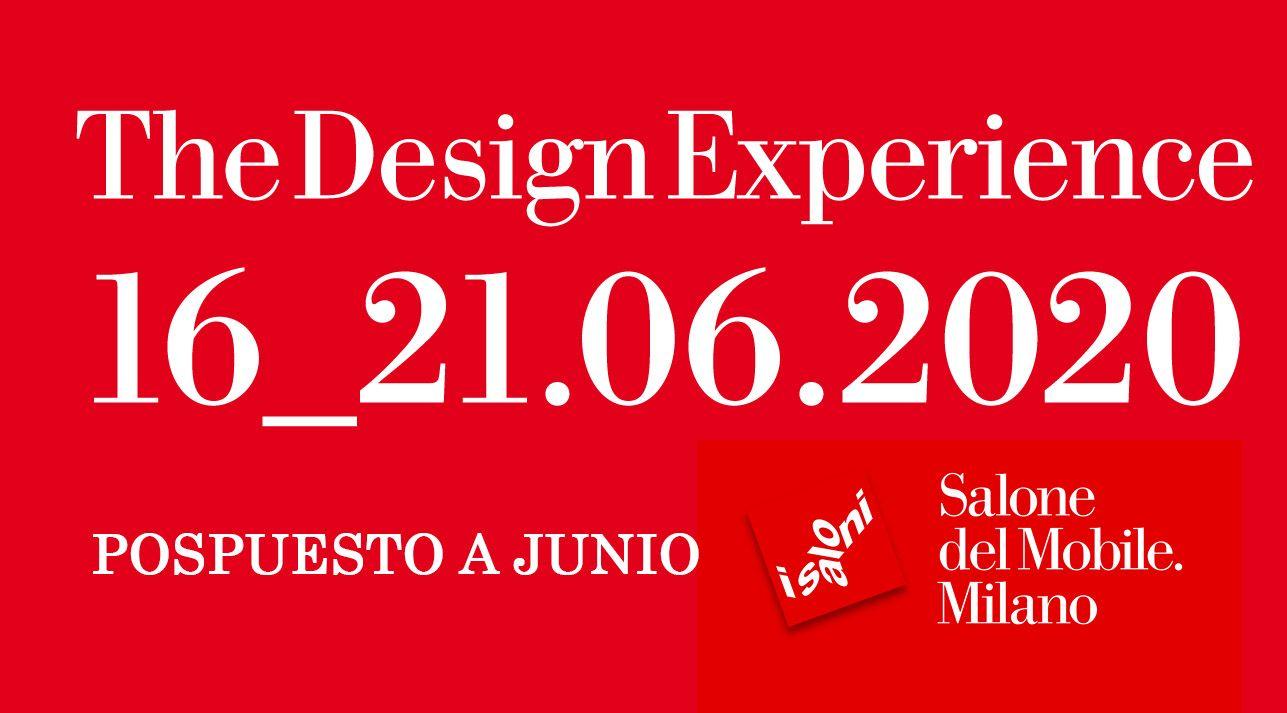 Salone Mobile Milano 2020 Pospuesto
