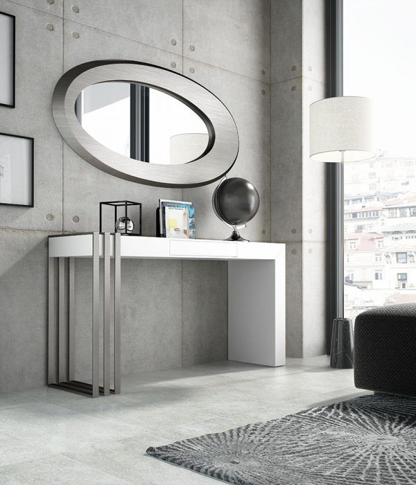 Mueble Recibidor Consola de Entrada de Diseño