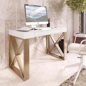 Mesa de escritorio con cajón