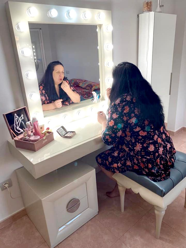 Franco Furniture Dressing Table Draw
