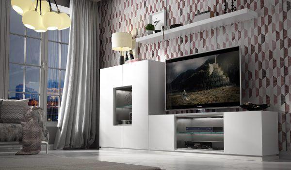 Modular TV moderno