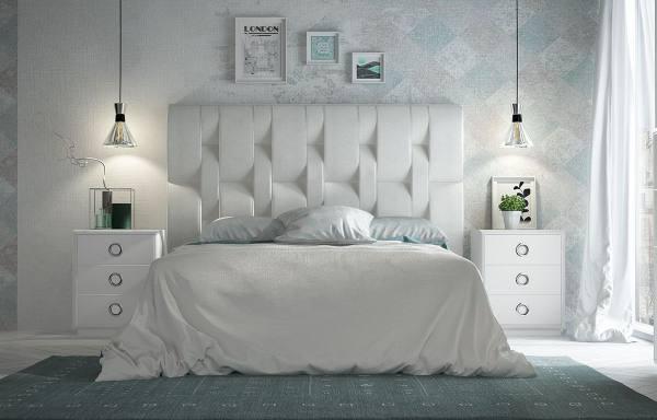 Dormitorio Cabecero Tapizado