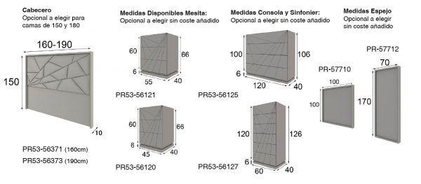 medidas dormitorio pr53