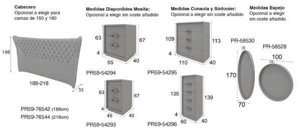 medidas dormitorio pr59