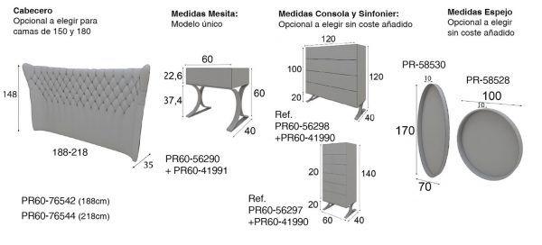 medidas dormitorio pr60