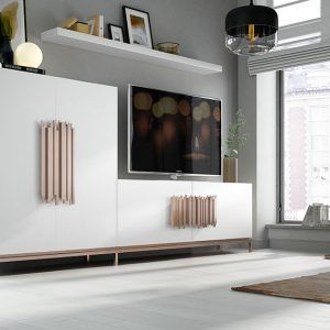 Modular tv de diseño moderno