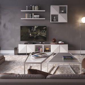 Modular Tv moderno de diseño