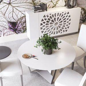 Mesa redonda de diseño