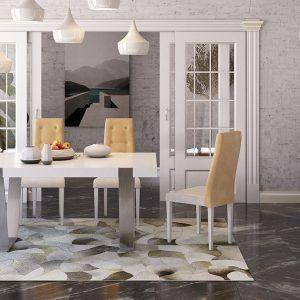 Mesa moderna salon