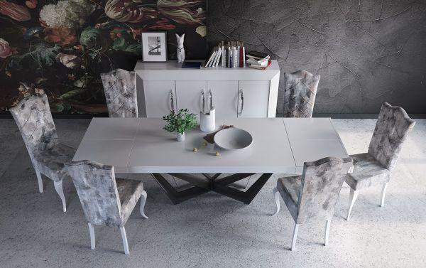Mesa de diseño Extensible