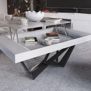 mesa de centro diseño elevable