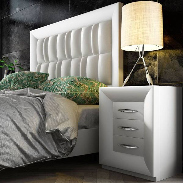 Dormitorio Serik Cabecero Mesita