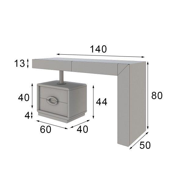 custom design dressing tables