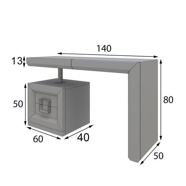 enzo dressing table