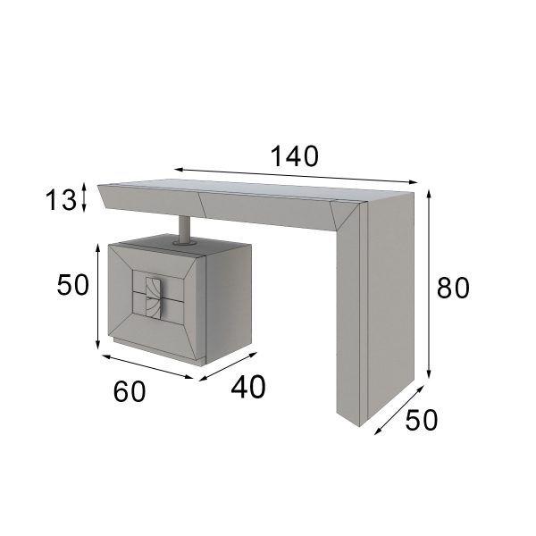 kora dresser measures