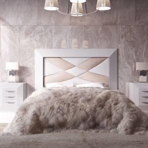 dormitorio matrimonio moderno