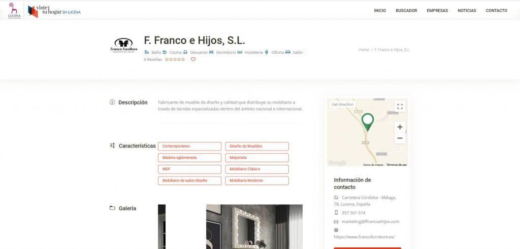 Viste tu Hogar en Lucena