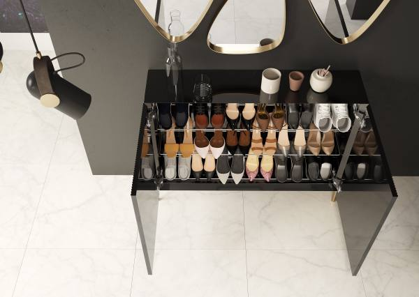 quality shoe rack with exclusive design