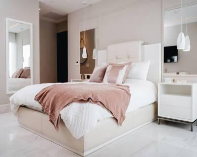 dormitorio de diseño exclusivo
